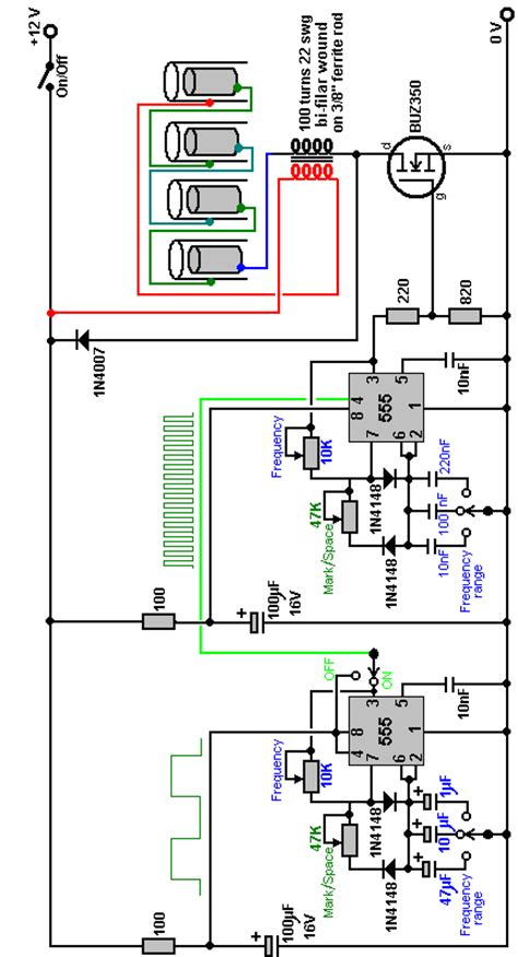 Make Hydrogen Generator Timer Pulse Width Modulation