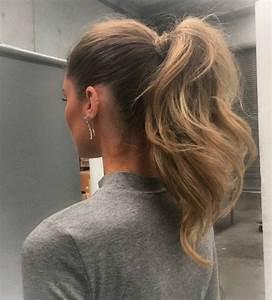 25 Hot High Ponytail Hairstyles 2018 Hairstyle Guru