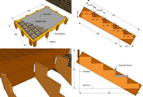Treppenwangen Selber Bauen by Gartentreppe Aus Holz Selber Bauen Anleitung Und Beispiele