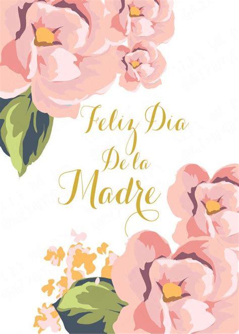 mothers day printable  de las madres feliz  de la