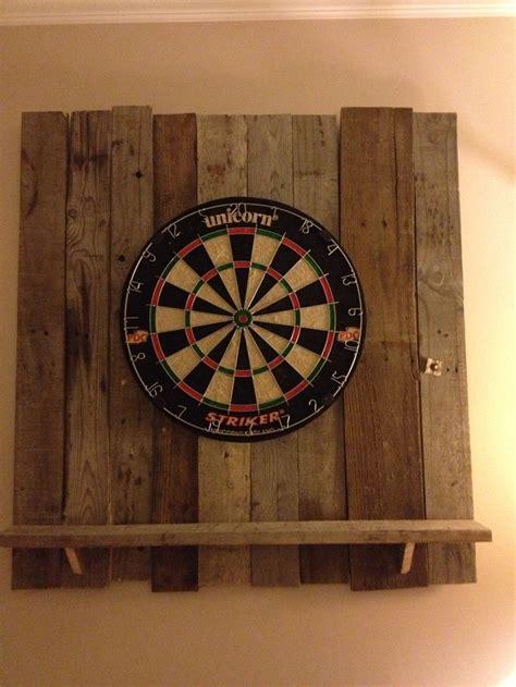dart board cabinet ideas diy dart board backing google search basement