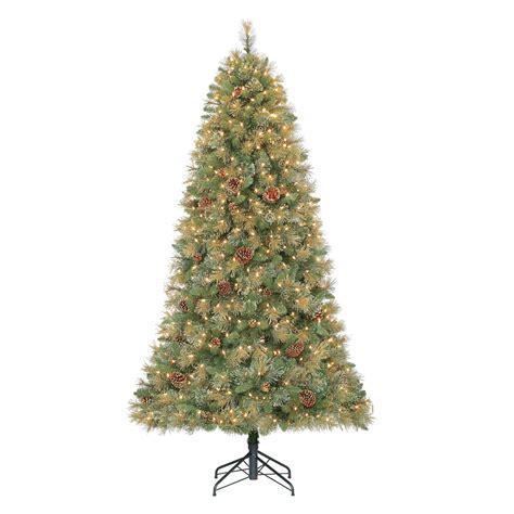 hallmark 7 5 christmas grand balsam glitter cashmere