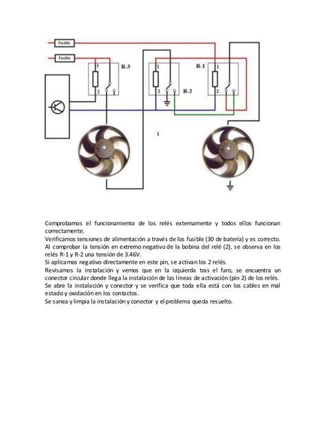 solucionado peugeot 306 prende un electro solucionado peugeot 306 prende un solo electro ventilador y no ambos yoreparo