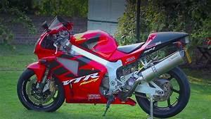 Honda Rc51 Vtr Sp1 Motorcycle