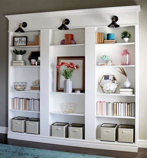 Billy Bookcases by My Favourite 3 Ikea Billy Hacks Sense Interiors