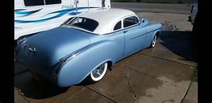 1950 Oldsmobile 88 Blue Rwd Manual For Sale