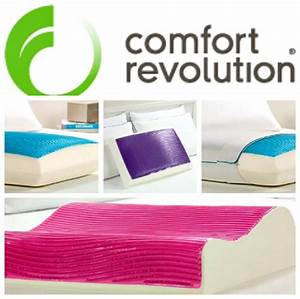 keep cool with comfort revolution hydraluxe cooling gel With bed pillows that stay cool