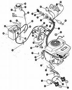 Craftsman Gt 5000 Parts Diagram
