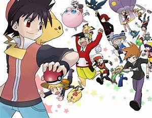 pokemon adventures photo