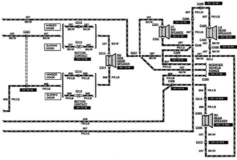 Ford Econoline E350 Blower Wiring Schematic by I Need The 1992 E350 Ford Radio Wire Colors Harness