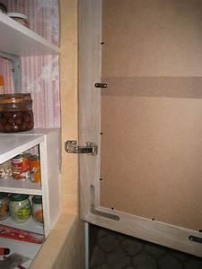 poser une porte placard avec charniere invisible With poser porte de placard