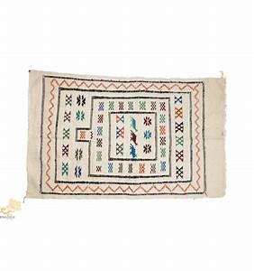 tapis vintage fait main tapis berbere aux motifs With tapis berbere couleur