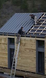 Bac Acier Point P : couverture bac acier mur bois maison pinterest bbc ~ Dailycaller-alerts.com Idées de Décoration