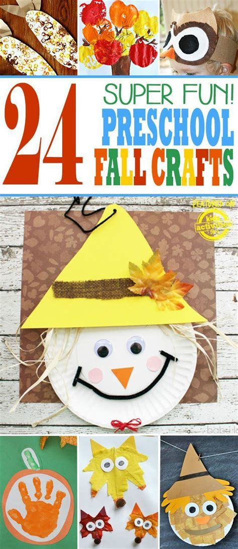 732 best fall and harvest theme for preschool and 295 | 8af2caa0da879d9f00e0701b624560d6 preschool fall crafts autumn crafts