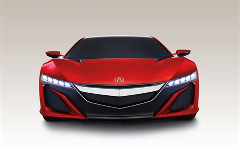 acura nsx wallpaper  car reviews prices  specs