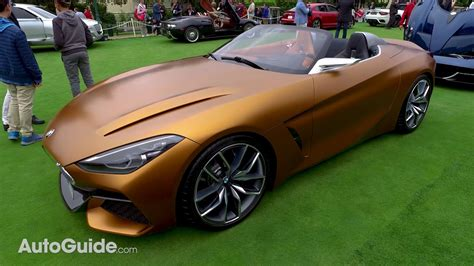 2019 Bmw Z4 / Toyota Supra Concept First Look
