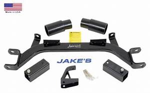 N-6200 - Jakes Lift Kit Ezgo Marathon Gas 89-94