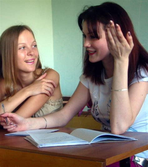 Some Russian Girls At Work And Study Photos 30 Russian Women The Real Truth