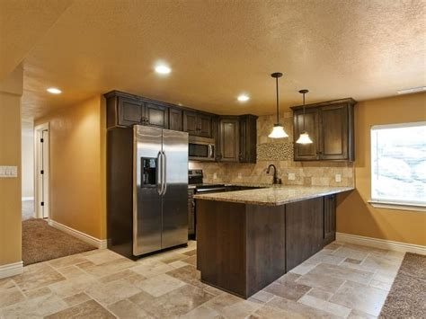 basement kitchen ideas small pin by robin selk on house