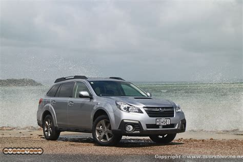 Subaru Outback Road Test by Road Test Subaru Outback Diesel Oversteer