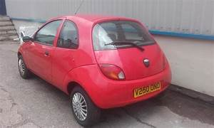 Ford Ka 1999 : 1999 red ford ka 1 3l petrol other black country location walsall ~ Dallasstarsshop.com Idées de Décoration