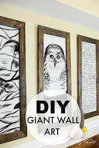 Decorating large walls large scale wall art ideas for Giant wall art