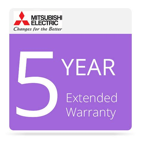 Mitsubishi Extended Warranty by Mitsubishi 5 Year Extended Warranty For Select Photo Ext