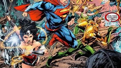 Superman Justice Wonder League Woman Wallpapers 4k