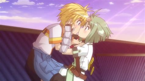 anime dog days kiss dog days 2 episode 8 cat thief and return of quot hero