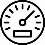 Symbol Geschwindigkeit Icon Dashboard Icons Kostenlos Speed