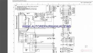 Raymond Easi Reach-forklift Truck Et-f Dt-f Schematics Manual