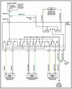 2012 Dodge Ram Power Seat Wiring Diagram