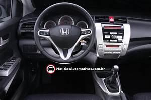Novo Honda City 2010  U00e9 Lan U00e7ado Oficialmente  Saiba Todos Os Detalhes