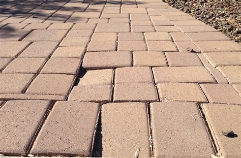 Interlocking Pavers by Is It Time To Repair Your Interlocking Pavers Grand