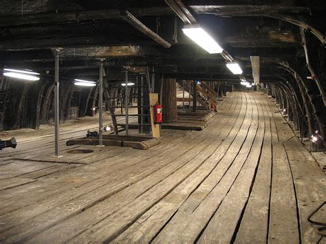 lower decks tng wiki file vasa lower gun deck 2 jpg wikimedia commons