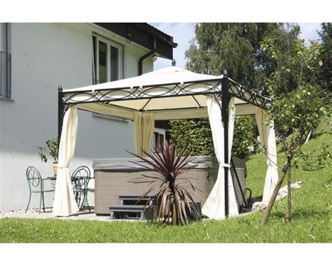 whirlpool garten hornbach whirlpool pavillon rom 3x3m beige kaufen bei hornbach ch