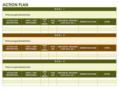 work plan template microsoft office printable schedule