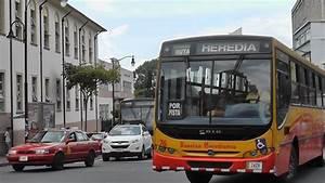 Guide to public transportation in Costa Rica