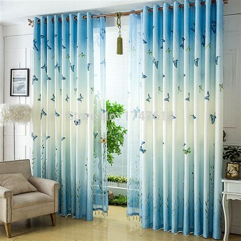 fresh style bedroom bay window curtains and screenings