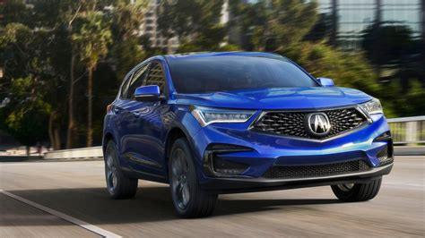 2019 Acura Rdx Makes World Debut In Ny, Boasts 20liter