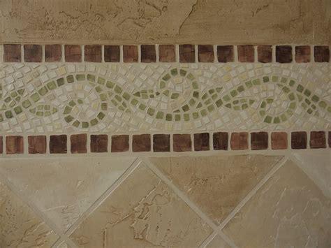 Mosaic Border Tiles Bathrooms by 27 Best Mosaic Tile Borders Images On Ravenna