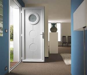 nos modeles de portes d39entree pvc sur mesure solabaie With porte d entrée pvc avec porte fenetre coulissante pvc