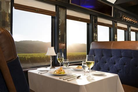 napa valley venues napa valley wine train