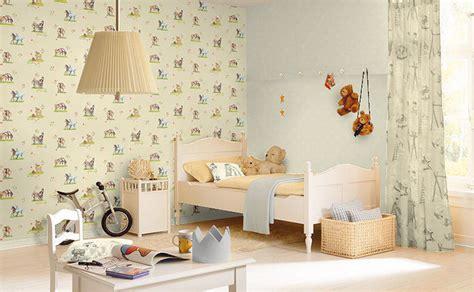 Babyzimmer Einfach Gestalten by Inspiration Tapeten Kinderzimmer X Mit Zus 228 Tzlichen