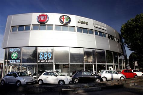Fiat Car Dealership daily cars grand opening for new fiat automobiles
