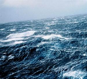 Space in Images - 2011 - 06 - Rough sea  Sea