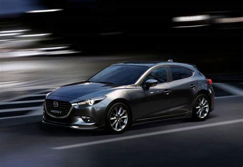 Новая Mazda 3 2017-2018 фото видео, цена Мазда 3