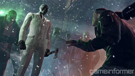 Batman Arkham Origins Screenshots Uncovered  Story And