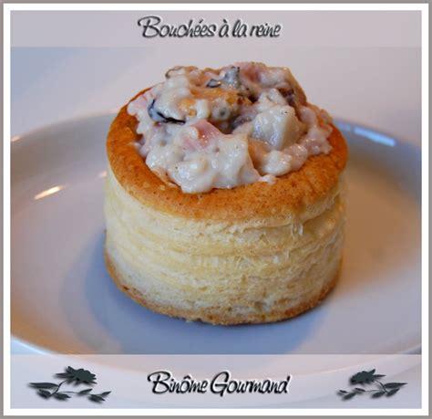 recette pate feuilletee pour bouchee reine bouch 233 es 224 la reine aux fruits de mer recette