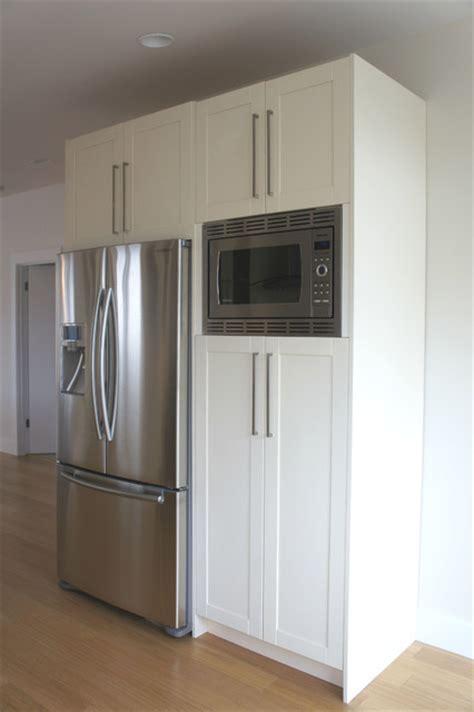 Microwave Pantry